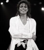 MJ in white